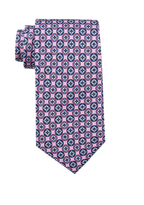 Oliver Medallion Neck Tie
