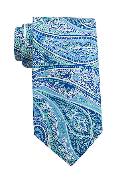 Marcello Paisley Neck Tie