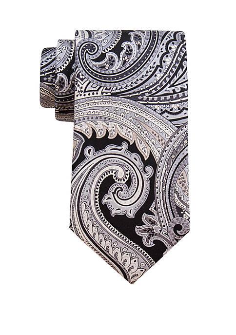 Saddlebred® Mullingar Paisley Necktie