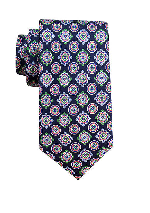 Saddlebred® Bandon Medallion Necktie