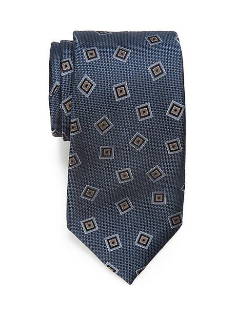 Quincy Geometric Tie