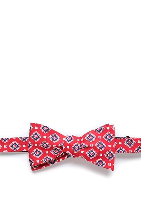 Orson Medallion Bow Tie