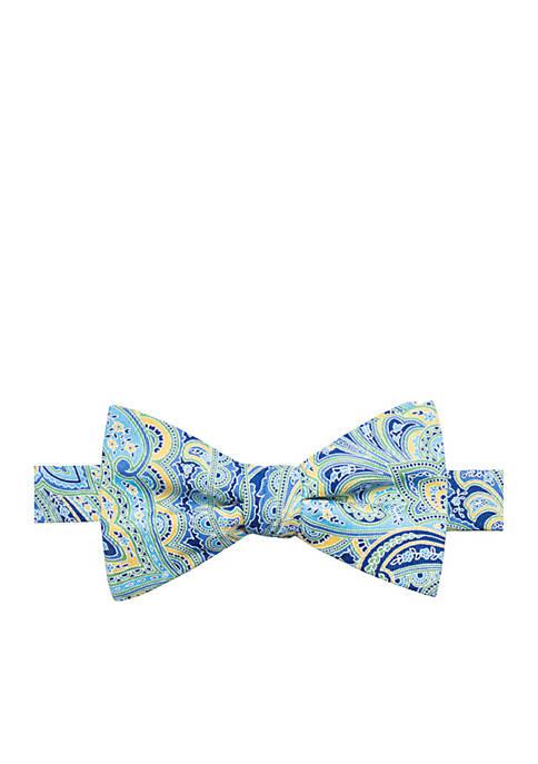 Essential Keene Paisley Tie