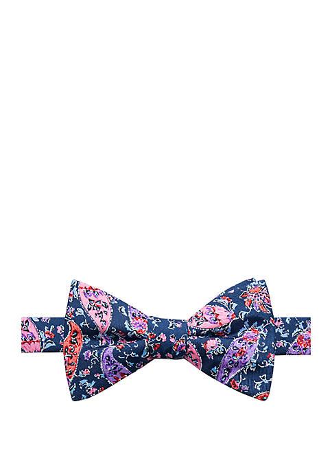 Helmut Paisley Print Neck Tie