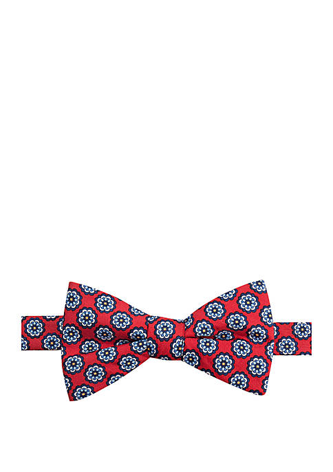 Saddlebred® Conall Medallion Bow Tie