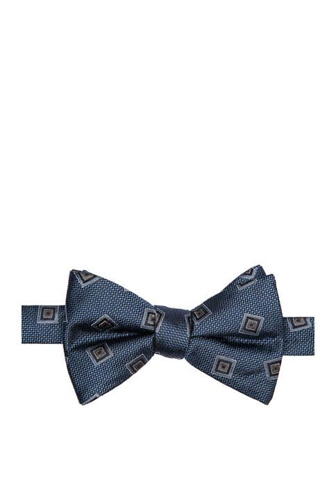 Quincy Geo Bow Tie