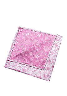 Nasim Floral Pocket Square