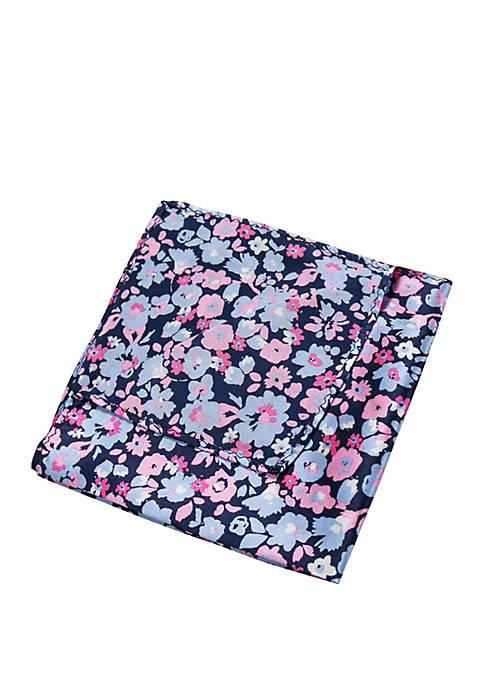 Maggiore Floral Pocket Square