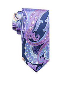 Extra Long Trafford Paisley Tie