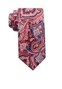 Big & Tall Arthur Paisley Tie