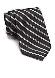 Boston Stripe Tie