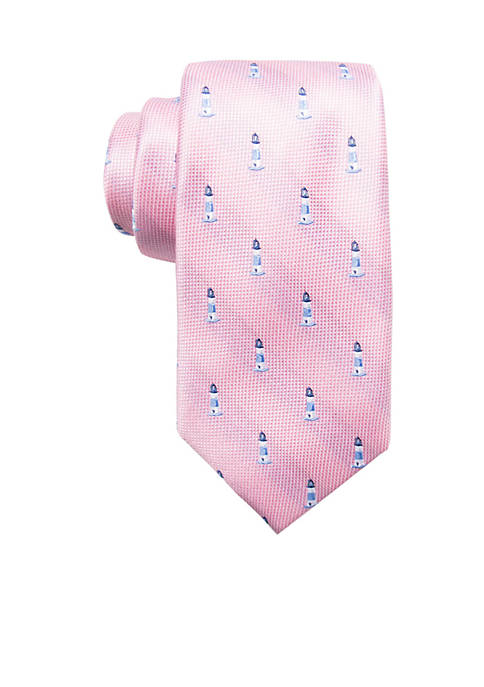 Saddlebred® Allenhurst Lighthouse Tie