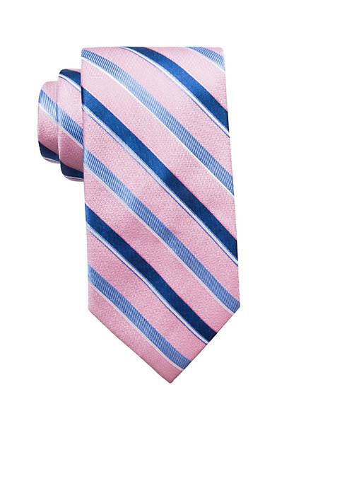 Cedar Stripe Tie