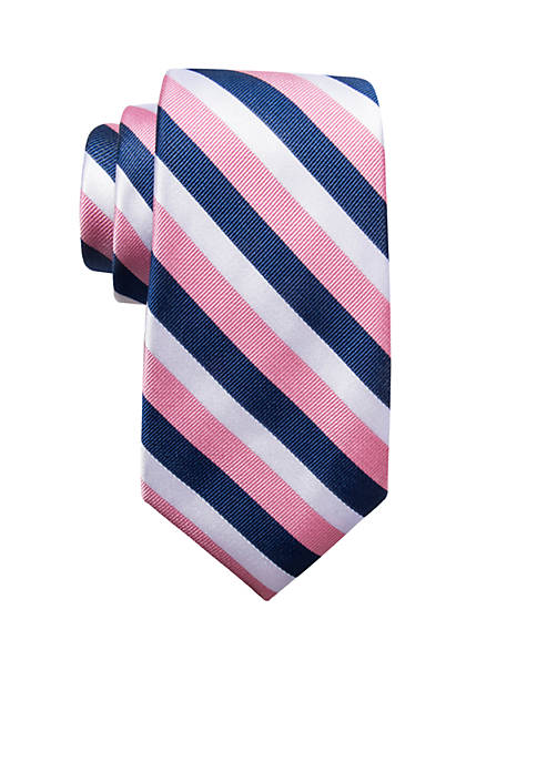 Saddlebred® Kelly Stripe Tie
