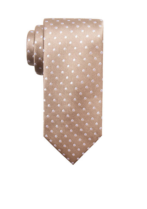 Knoll Dot Tie