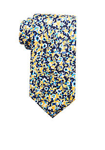 Magnolia Floral Tie