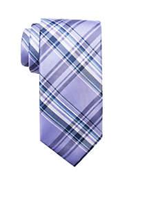 Racine Plaid Tie