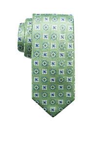Riverview Medallion Tie