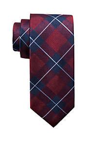 Benji Grid Necktie