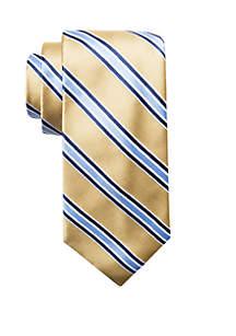 Saddlebred® Broc Stripe Necktie