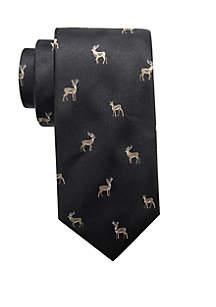 Burley Deer Necktie
