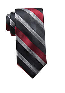 Webber Stripe Print Neck Tie