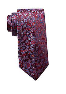 Willa Floral Neck Tie