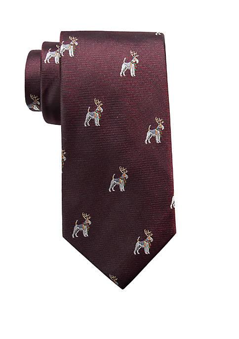 Saddlebred® Antler Dog Neck Tie