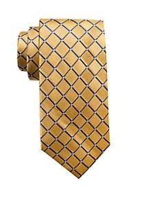 Hale Grid Neck Tie