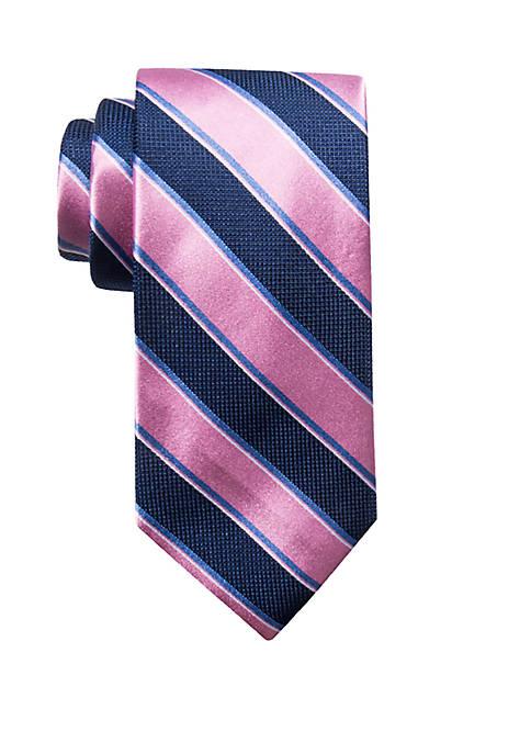 Saddlebred® Halcyon Stripe Neck Tie