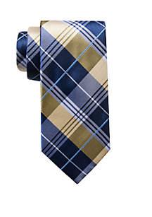 Harlon Plaid Print Neck Tie