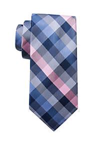 Harcourt Check Tie