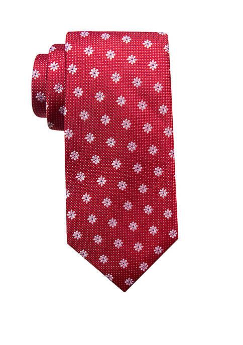 Hawk Floral Tie