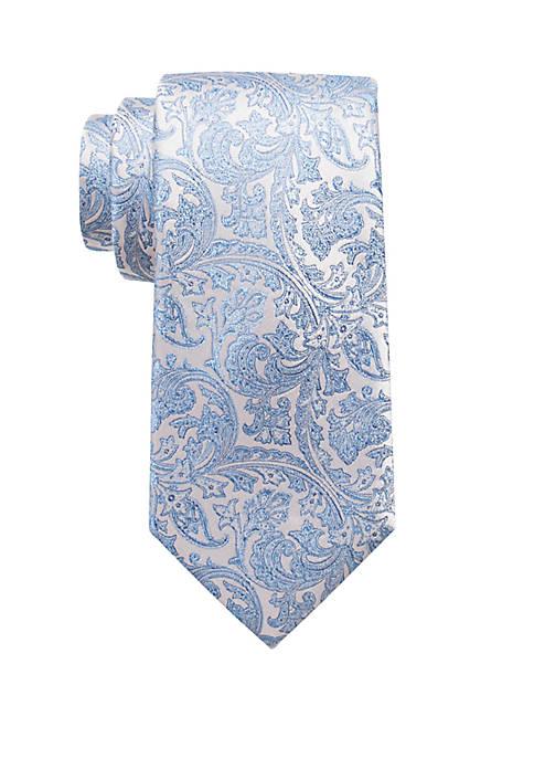 Saddlebred® Fern Paisley Tie