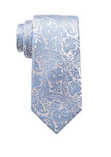 Fern Paisley Tie