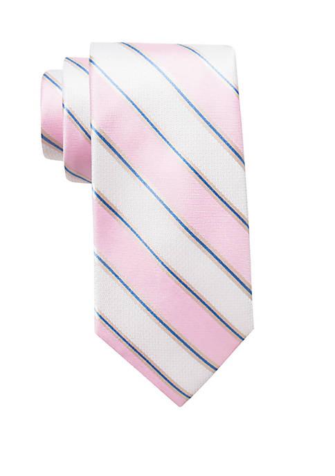 Saddlebred® Franz Stripe Tie