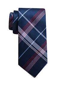 Saddlebred® Crane Plaid Tie