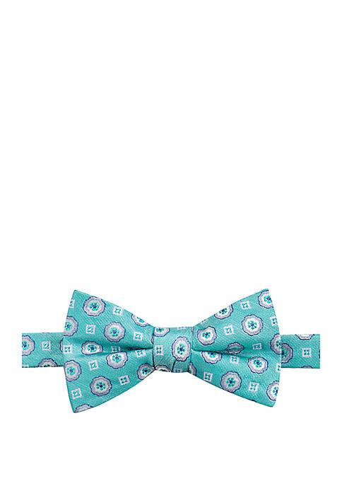 Cadby Medallion Bow Tie