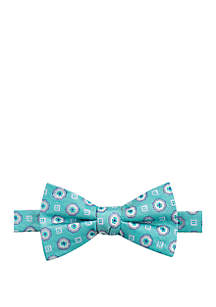 Saddlebred® Cadby Medallion Bow Tie