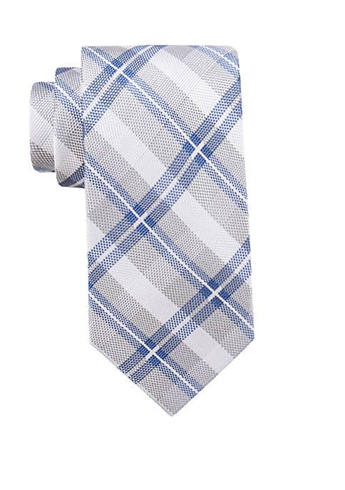 Saddlebred® Mack Plaid Tie