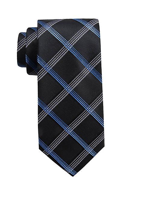 Milan Check Neck Tie