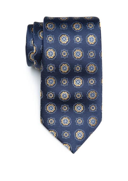 Barre Medallion Tie