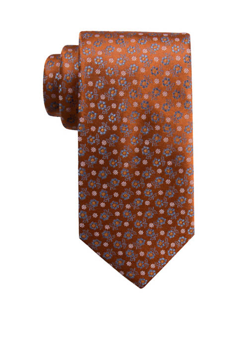 Jilly Floral Tie