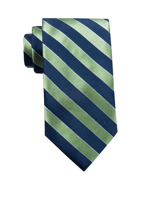 Saddlebred® Mens Blazer Stripe Necktie
