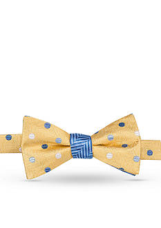 Saddlebred® Gadson Dot Solid Bow-Tie