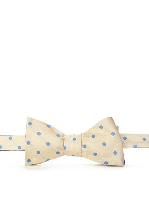 Saddlebred® Pickett Dot Bow Tie