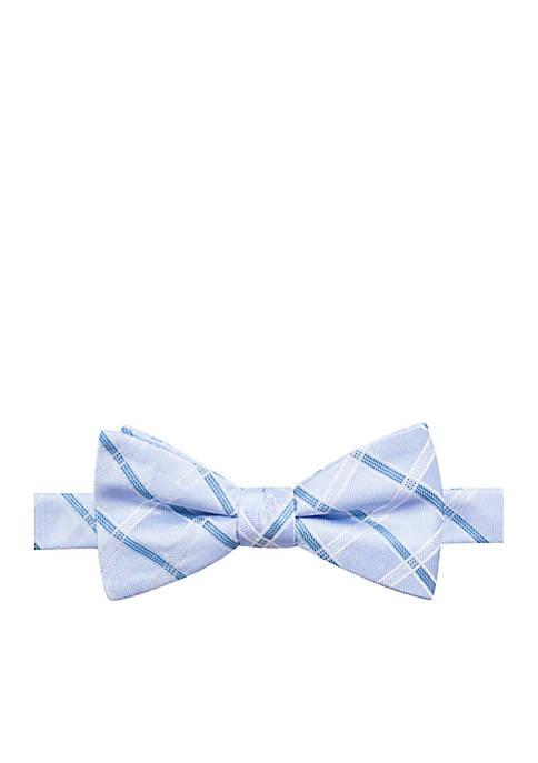 Monte Grid Bow Tie