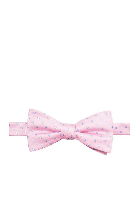 Saddlebred® Kramer Dot Bow Tie