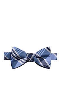 Adrian Plaid Bow Tie