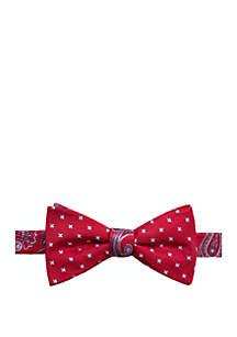 Saddlebred® Morton Kappa Paisley Bow Tie